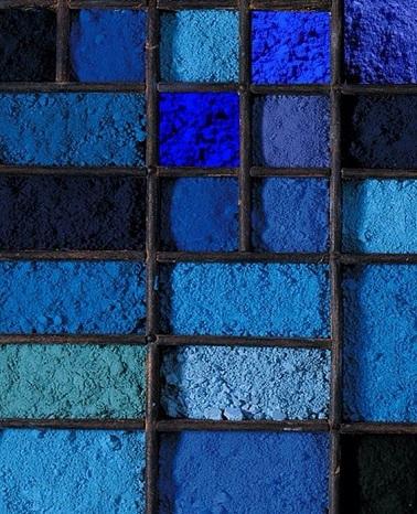 bleu-cyan-decoration-pigment