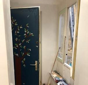 entrée-rénovation-bordeaux-appartement